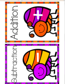 Buggy Addition and Subtraction