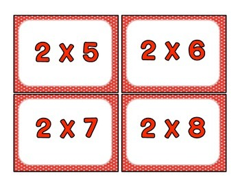 Buggy Arrays- Multiplication Matching Game