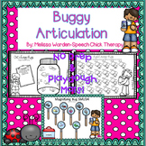 Buggy Articulation Activities