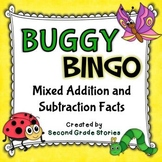 Buggy BINGO ~ Mixed Facts