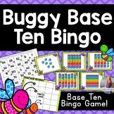 Buggy Base Ten Bingo