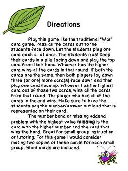 Buggy Battle Math Bundle