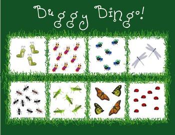 Buggy Bingo 2