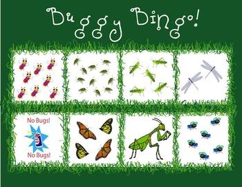 Buggy Bingo 3