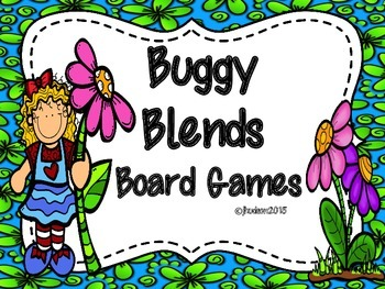 Buggy Blends Board Games