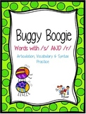 Buggy Boogie: Integrated Articulation Practice with /s/ and /r/