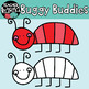 Buggy Buddies - Doodle Style Bug Clipart