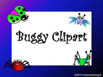 Buggy CLIP ART