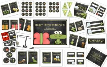 Buggy Classroom Theme