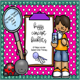 Buggy Concepts Booklets for Speech Therapy
