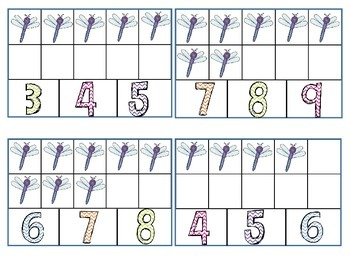 Buggy Count and Clip Cards