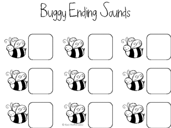 Buggy Ending Sounds