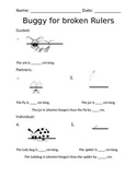 Buggy For Broken Rulers - 2.MD.1, 2.MD.2, 2.MD.3