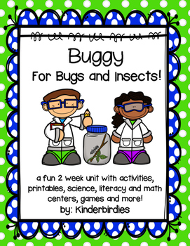 Buggy For Bugs and Insects!