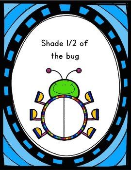 Buggy Fraction Task Cards