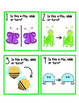 Buggy Geometry - Symmetry - Slides, Flips, Turns - Math Center