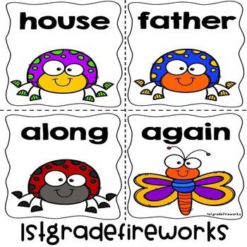 Buggy HFW...1-100 Fry Words