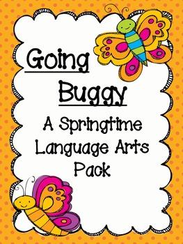 Buggy Language Arts Packet