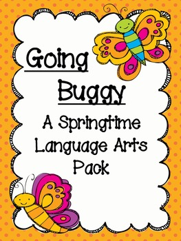 Buggy Language Arts Packet