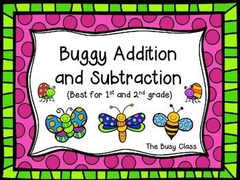 Buggy Math (1st-2nd)