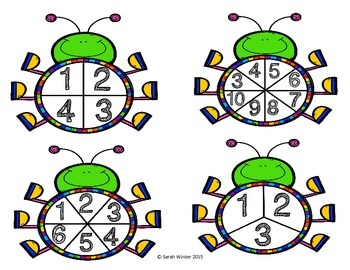 Buggy Math Addition up to 20