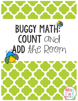 Buggy Math: Count and Add the Room