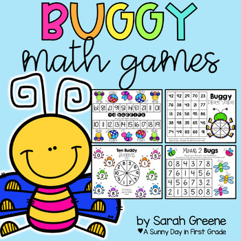 Buggy Math Games!