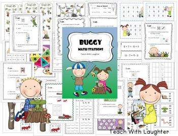Buggy Math Stations