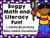 Buggy Math and Literacy Fun!