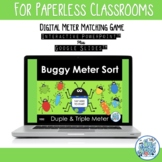 Buggy Meter Duple & Triple Meter Self-Checking Digital Gam