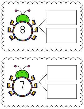 Buggy Number Bonds