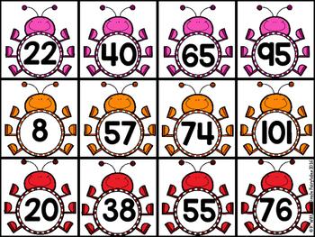 Buggy Number Order Center