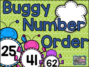 Buggy Number Order Center
