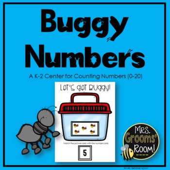 Buggy Numbers: Counting to 20