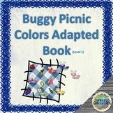 Buggy Picnic interactive colours book