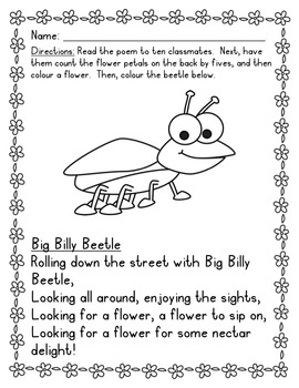 Buggy Rapping {8 Raps to Practice Fluency, Expression, and to have FUN!}