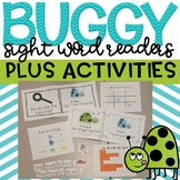 Bug Sight Word Readers + Activity Pack