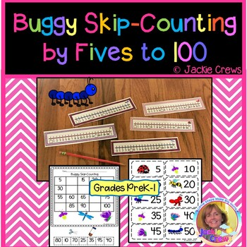 Buggy Skip-Counting by Fives Math Center