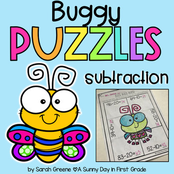Buggy Subtraction Puzzles!