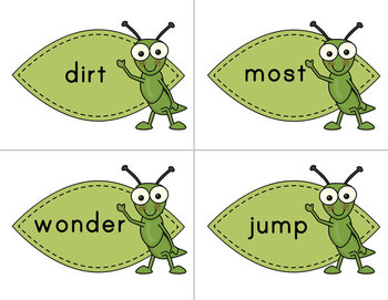 Buggy Suffixes Word Sort Literacy Center -y, -ly, -ful