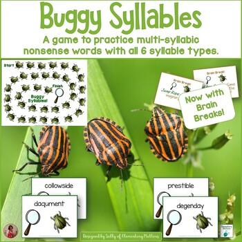 Reading Nonsense Words: Buggy Syllables