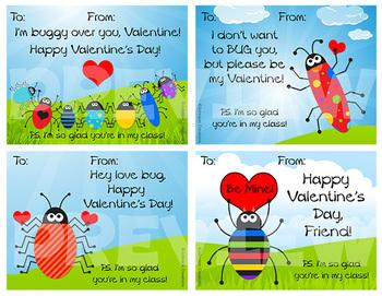 Buggy Valentines