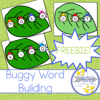 Buggy Word Building