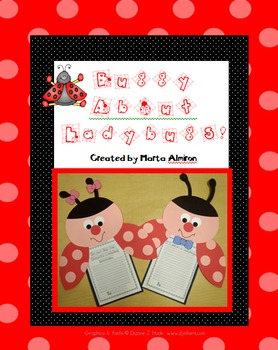 Buggy about Ladybugs! - Craft and activities