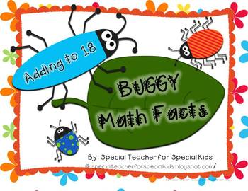 Buggy for Addition Math Facts!