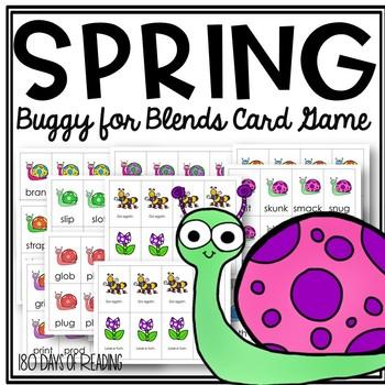 Spring Blends Game