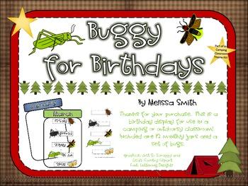 Buggy for Birthdays