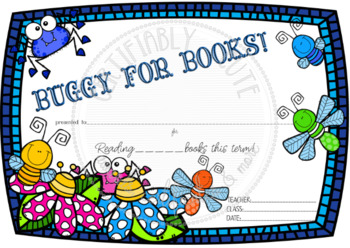 Buggy for Books!