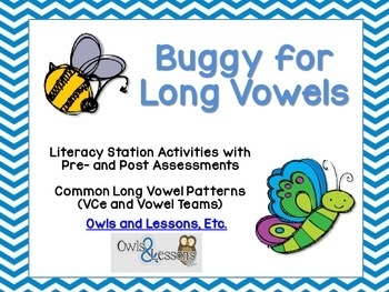 Buggy for Long Vowels