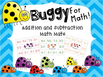 Buggy for Math Mats